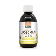 Mattisson Aquasome liposomaal D3 2000ui + K2 100 mcg (250 ml)
