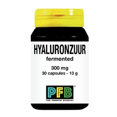 SNP Hyaluronzuur fermented 300 mg (30 capsules)