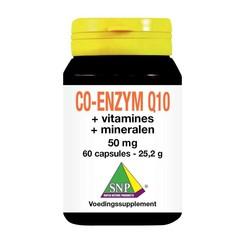 SNP Co enzym Q10 + vitamines + mineralen (60 capsules)