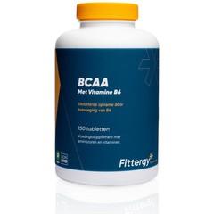 Fittergy BCAAs met vitamine B6 (150 tabletten)