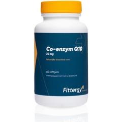 Fittergy Co-enzym Q10 30 mg (60 softgels)