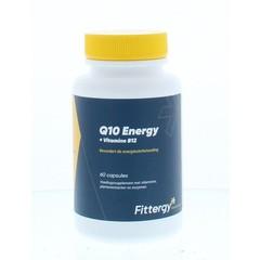 Fittergy Co-enzym Q10 30 mg met Vitamine B12 (60 capsules)