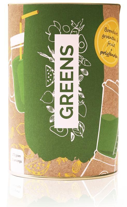 Fittergy Greens (270 gram)