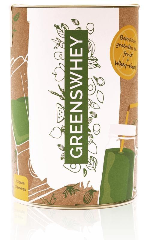 Fittergy Greenswhey (325 gram)