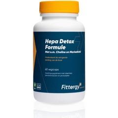 Fittergy Hepa detox formule (60 capsules)