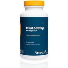 Fittergy MSM 600 mg (90 capsules)