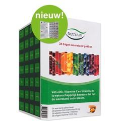 Nutrivian 28 Dagen weerstand pakket in blisterverpakking (1 stuks)