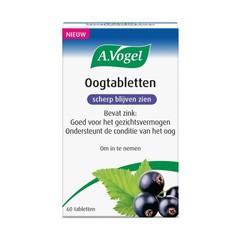 A Vogel Oogtabletten (60 tabletten)