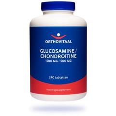 Orthovitaal Glucosamine / Chondroitine 1500/500 (240 tabletten)
