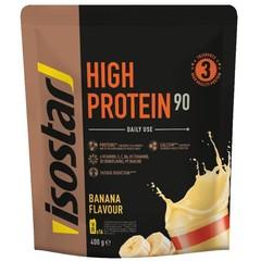 Isostar High protein 90 banaan (400 gram)