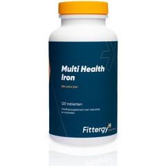 Fittergy Multi health iron (120 tabletten)