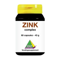 SNP Zink complex (60 capsules)