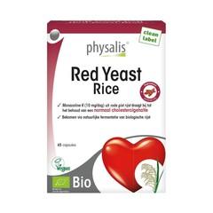 Physalis Red yeast rice bio (45 capsules)