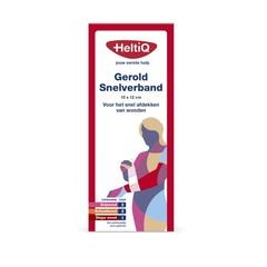 Heltiq Snelverband gerold nr. 3 10 x 12 (1 stuks)