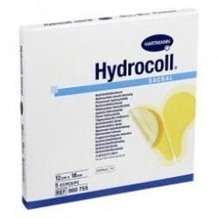 Hartmann Hydrocoll sacraal wonderverband steriel 12 x 18 (5 stuks)