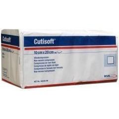 Cutisoft Cotton niet steriel 10 x 20 cm (100 stuks)