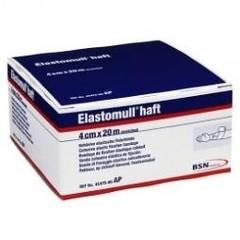 Elastomull Elastomull haft 20 m x 4 cm 45475 (1 stuks)
