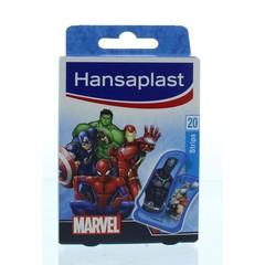 Hansaplast Pleister strip Marvel (20 stuks)