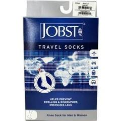 Jobst Travel socks zwart maat 2 (39-40) (1 paar)