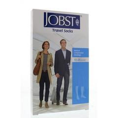 Jobst Travel socks zwart maat 4 (43-44) (1 paar)