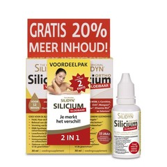 Silidyn Ortho silicium duoverpakking 2 x 30 ml (60 ml)