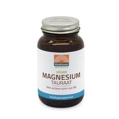Mattisson Magnesium tauraat vegan (60 vcaps)