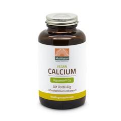 Mattisson Vegan Calcium uit rode alg Aquamin ca (90 vcaps)