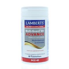 Lamberts Multi guard 50+ advance (60 tabletten)
