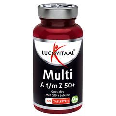 Lucovitaal Multi A t/m Z 50+ (60 tabletten)