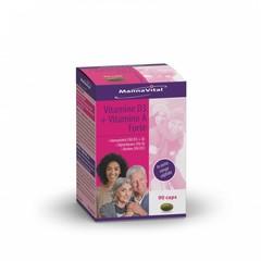 Mannavital Vitamine D3 + vitamine A forte (90 capsules)