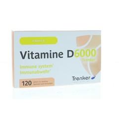 Trenker Vitamine D6000 (120 tabletten)
