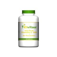 Elvitaal Gebufferde vitamine C 1000 mg (180 tabletten)