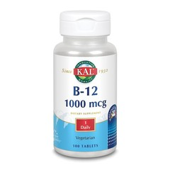 KAL Vitamine B12 1000 mcg sustained release (100 tabletten)