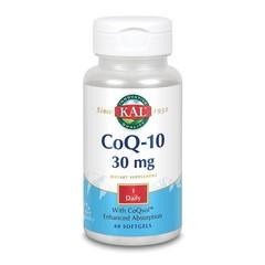 KAL Co Q10 30 mg (60 softgels)