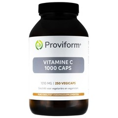 Proviform Vitamine C1000 (250 vcaps)