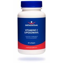 Orthovitaal Vitamine C liposomaal (90 softgels)