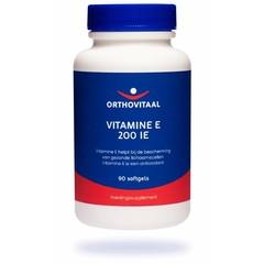 Orthovitaal Vitamine E 200IE (90 softgels)