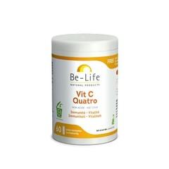 Be-Life Vit C quatro (60 capsules)