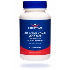 Orthovitaal B12 Actief combi 5.000 mcg (60 zuigtabletten)