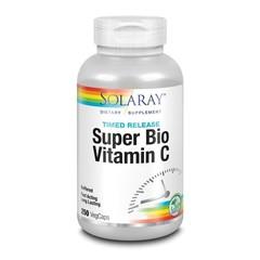 Solaray Vitamine C 500 mg TR (250 vcaps)