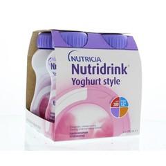 Nutridrink Yoghurt frambozen (4 stuks)