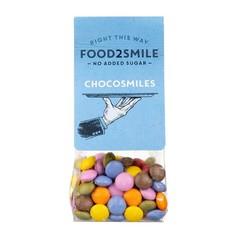 Food2Smile Chocosmiles glutenvrij (90 gram)