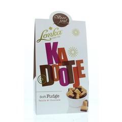 Voor Jou! Kadootje fudge vanille (100 gram)