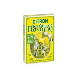 Anis de Flavigny Anijspastilles citroen bio (40 gram)