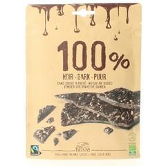Belvas Thins dark 100% bio (80 gram)