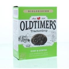 Autodrop Oldtimers zuiver zoete tractordrop bio (180 gram)