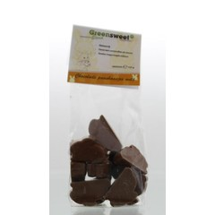 Greensweet Choco paashaasjes melk (125 gram)