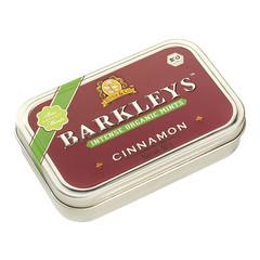 Barkleys Organic mints cinnamon bio (50 gram)