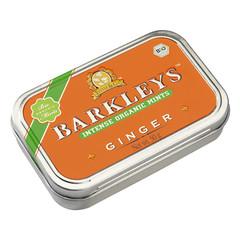 Barkleys Organic mints ginger bio (50 gram)