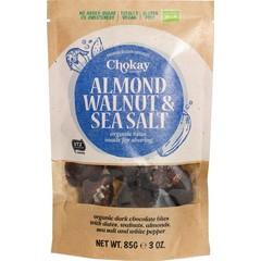 Chokay Walnoot amandel zeezout bio (85 gram)